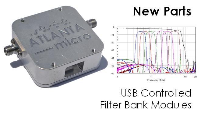 New Filter Modules